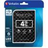 Verbatim Store 'n' Go Portable Hard Drive USB 3.0 4TB Black