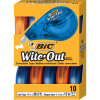 Bic EZ Wite-Out Correction Tape 4.2mmx12m Pack of 10