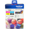 Brother LC-133PVP Ink Cartridge Photo Value Pack Assorted Colours