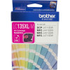Brother LC-135XLM High Yield Ink Cartridge Magenta