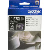 Brother LC-137XLBK Ink Cartridge High Yield Black