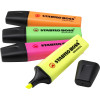 Stabilo Boss 70/4-1 Highlighters Assorted Chisel 2-5mm Wallet Of 4
