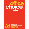 Office Choice Laminating Pouches A4 80 Micron Pack of 100