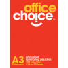 Office Choice Laminating Pouches A3 80 micron Pack of 100