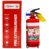 Trafalgar 1.0KG ABE Fire Extinguisher