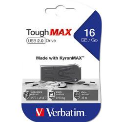 Verbatim Toughmax USB Drive 2.0 16GB Black