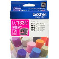 Brother LC-133M Ink Cartridge Magenta