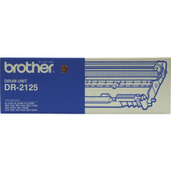 Brother DR-2125 Drum Unit Black