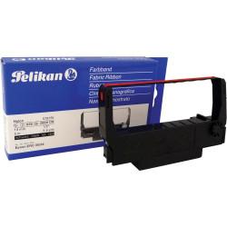 Pelikan Compatible Ribbons Epson ERC30 Black & Red