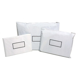 Cumberland CB5Kg Courier Bags 375x550mm Self Adhesive Flap 5Kg Pack Of 50